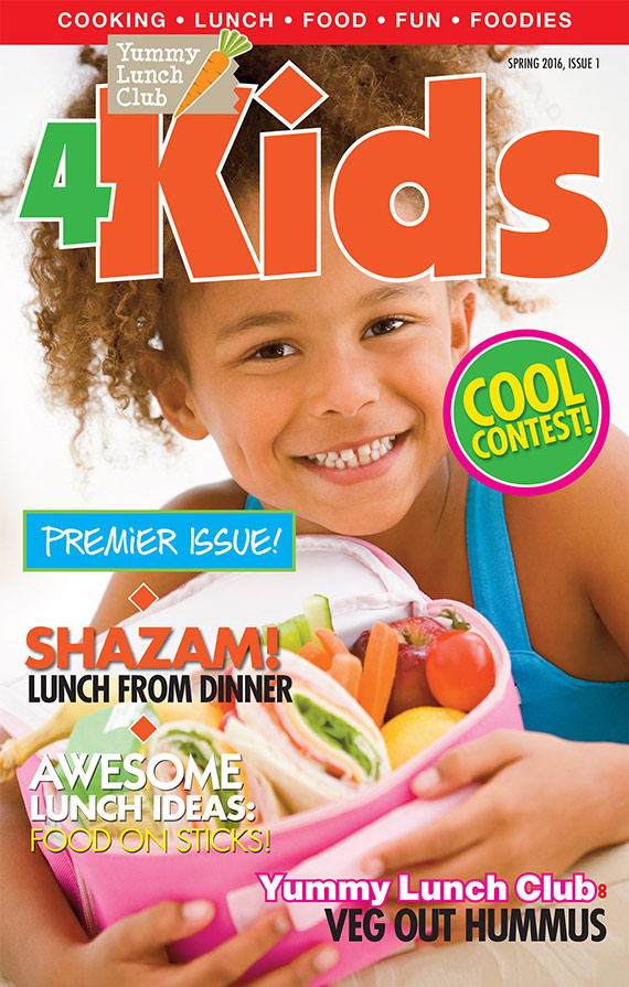 Click here to view 4 Kids E-Magazine