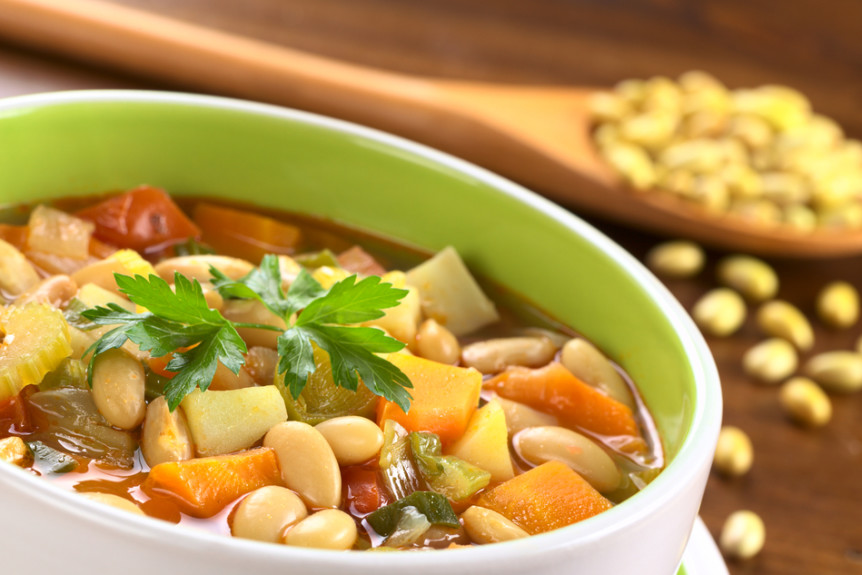 4 Ways To Make Canned Soup Healthier