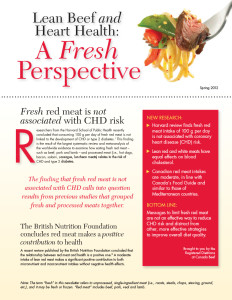 Canada Beef A Fresh Perspective Newsletter
