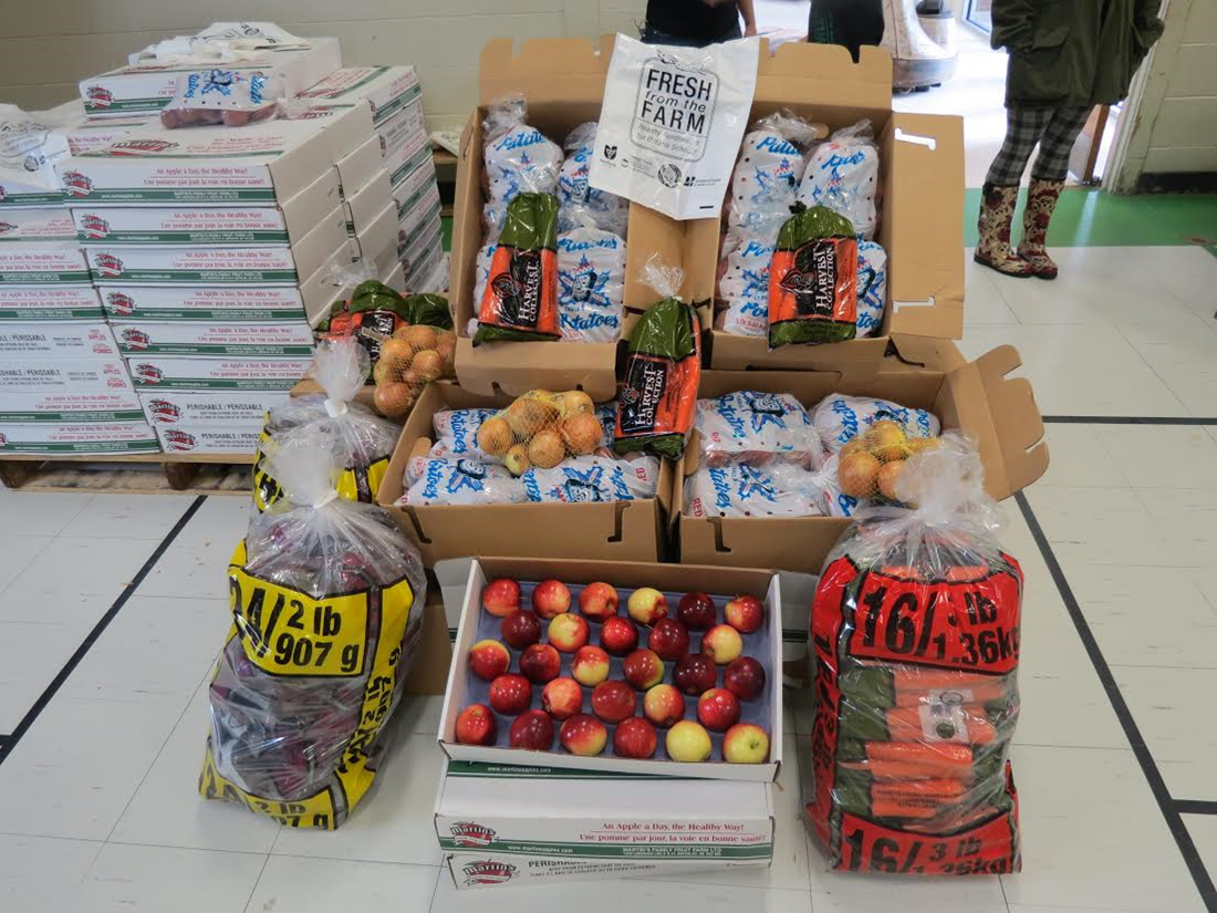 A healthy approach to school fundraising: Fresh From the Farm ...