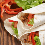 Deli-meat free wraps