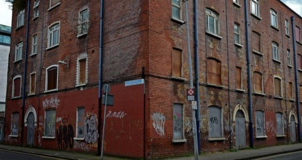 tenement housing Ireland