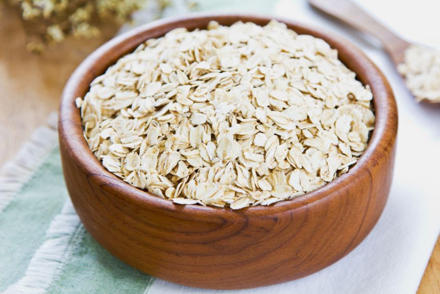oats for school lunches