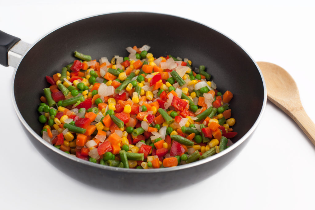 fried-rice-veggies-in-the-pan-shot
