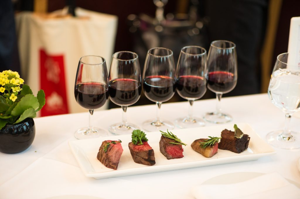 Canada Beef Taste and Terroir event beef-wine-pairing-tasting-beef-is-not-just-beef