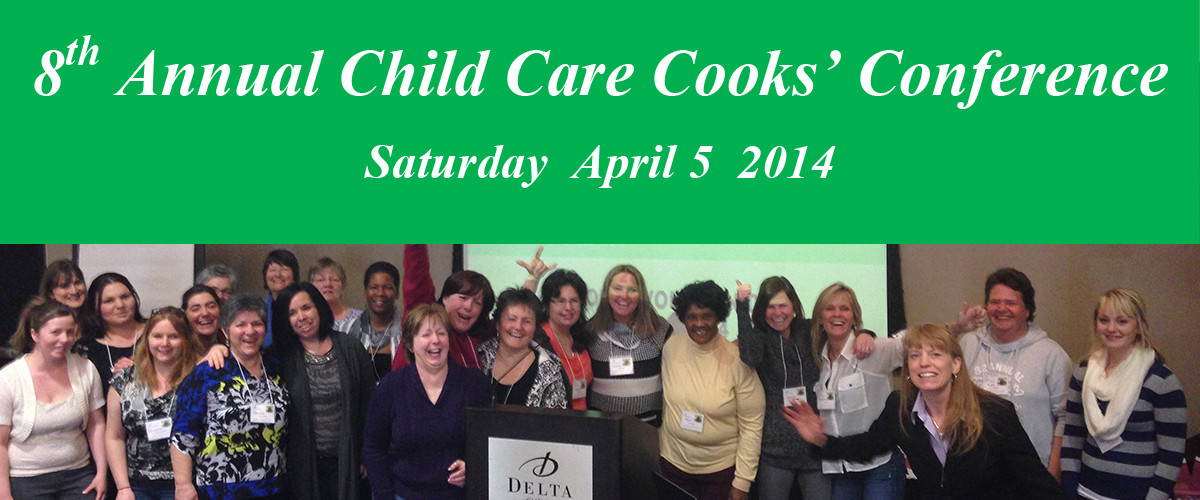 8th Annual Child Cooks' Conference