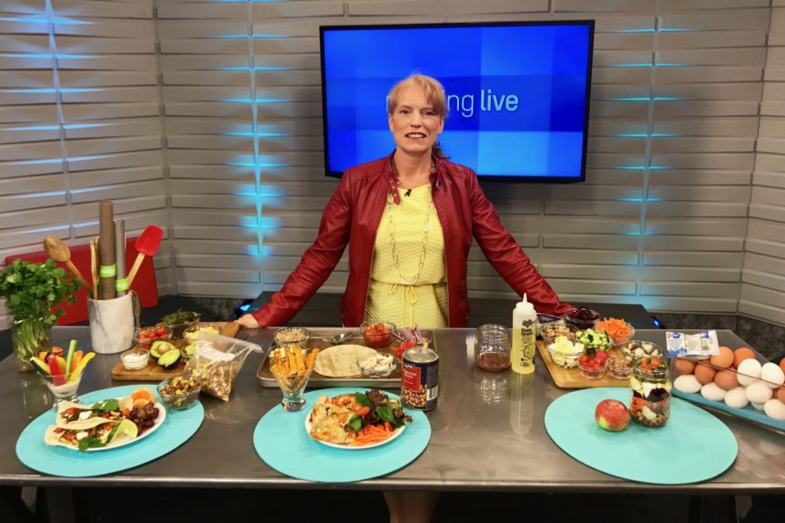 CHCH TV DIY dinners that make great school lunches