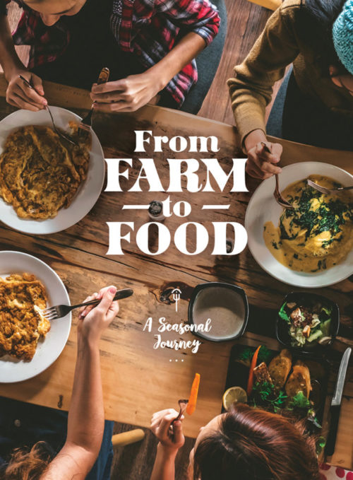 From Farm to Food, Crop Life, Recipes